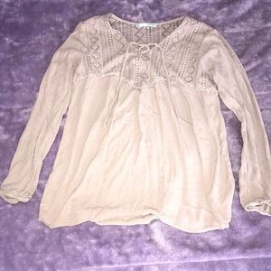 Maurices Top Mauve
